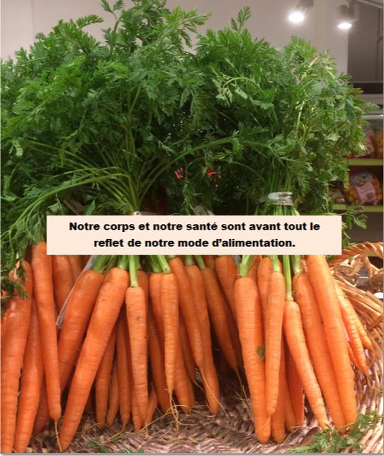 phrase carotte