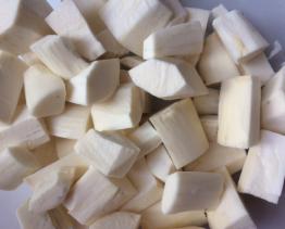 manioc morceau